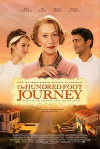 The Hundred-Foot Journey main cover