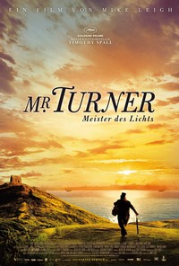 Mr. Turner main cover