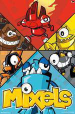 mixels movie cover