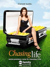 Chasing Life movie cover