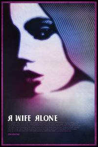 A Wife Alone main cover