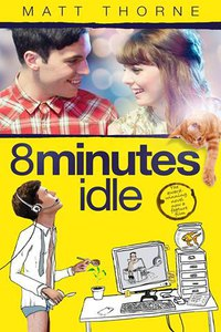 8 Minutes Idle main cover