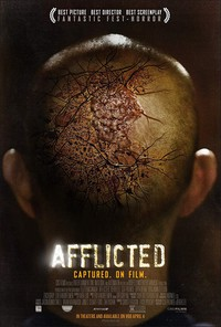 Afflicted main cover