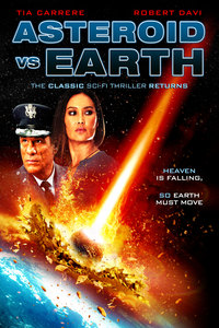 Asteroid vs. Earth main cover