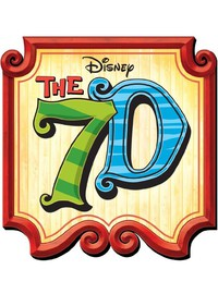 The 7D movie cover