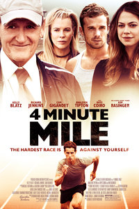 4 Minute Mile main cover