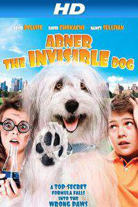 Abner, the Invisible Dog main cover