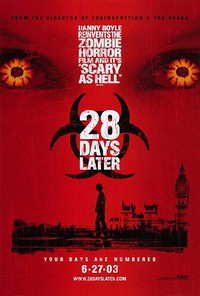 28 Days Later... main cover
