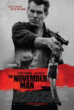 the_november_man movie cover