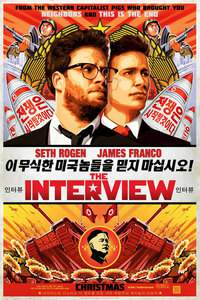 The Interview main cover