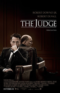 The Judge main cover
