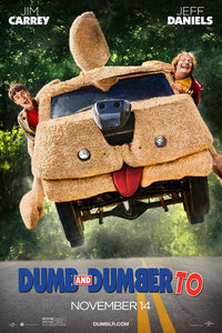 Dumb and Dumber To main cover