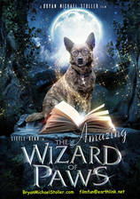 the_amazing_wizard_of_paws movie cover
