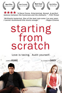 Starting from Scratch main cover