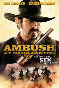 Ambush at Dark Canyon main cover