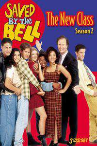 Saved by the Bell: The New Class movie cover