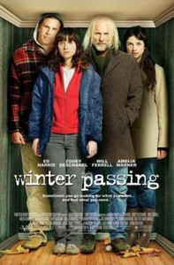 Winter Passing main cover