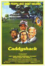 caddyshack movie cover