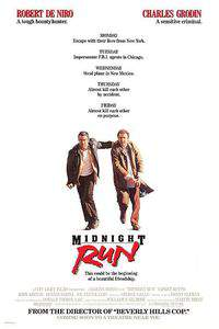 Midnight Run main cover