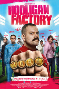 The Hooligan Factory main cover