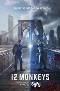 12 Monkeys (Twelve Monkeys) movie cover