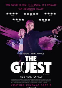 The Guest main cover