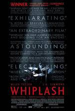 whiplash_2014 movie cover
