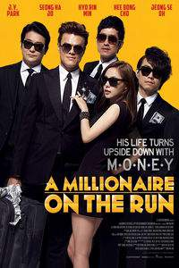 A Millionaire on the Run main cover