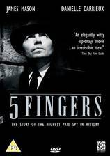 5_fingers movie cover