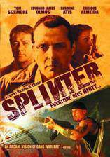 splinter_2007 movie cover