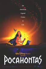 pocahontas movie cover