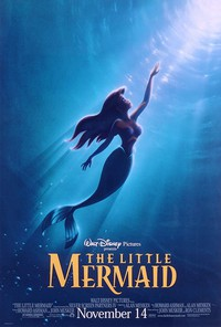 The Little Mermaid main cover