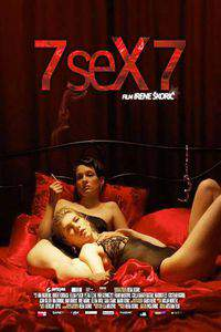 7 seX 7 main cover