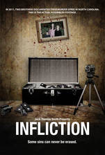 infliction movie cover