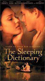 the_sleeping_dictionary movie cover