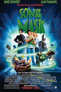 Son of the Mask main cover