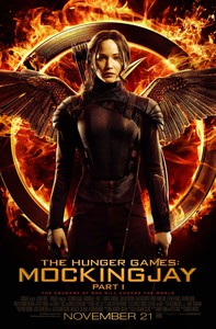 The Hunger Games: Mockingjay - Part 1 main cover