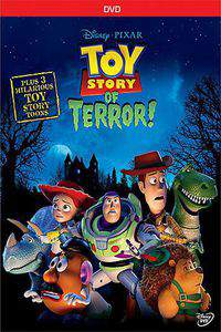 Toy Story of Terror main cover