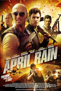 April Rain main cover