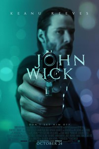 John Wick main cover