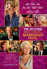 the_second_best_exotic_marigold_hotel movie cover