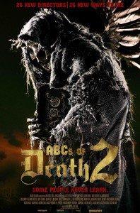 The ABCs of Death 2 main cover