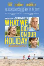 what_we_did_on_our_holiday movie cover
