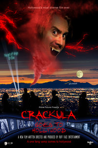 Crackula Goes to Hollywood main cover