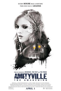 Amityville: The Awakening main cover