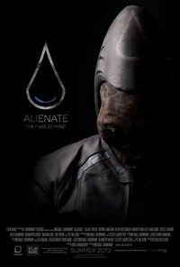 Alienate main cover