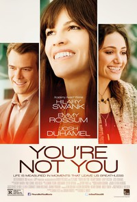 Youre Not You main cover