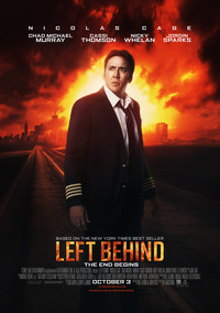 Left Behind main cover