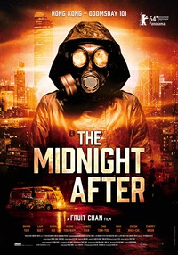 The Midnight After main cover