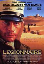legionnaire movie cover
